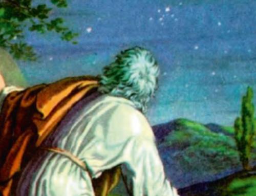 Fagsamtale om urtida og Abraham